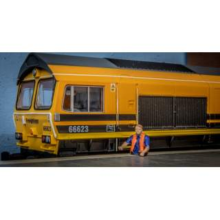 Hornby Class 59/66 Detailed Driver