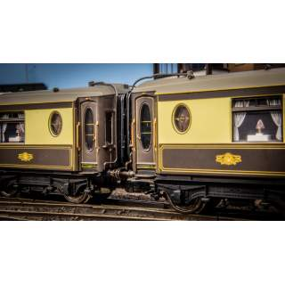 Hunt Couplings ELITE **BUCKEYE** - Close Coupling Clip Couplings for Hornby Pullman Coaches - OO Gauge