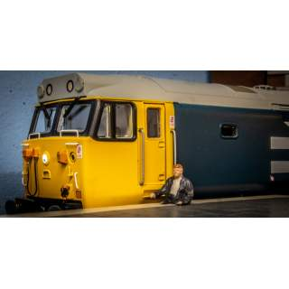 Class 50 Detailed Driver