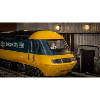 Class 43 HST Detailed Driver - New Updated!